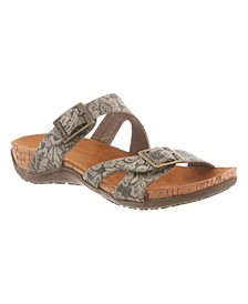 Women's Maddie Flat Sandals