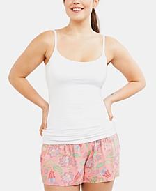 Printed Sleep Shorts