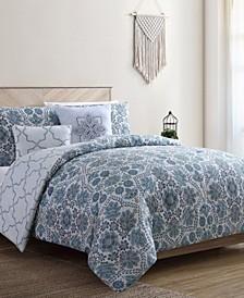 Anges 5-Pc. Full/Queen Comforter Set