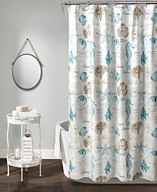 "Harbor Life 72"" x 72"" Shower Curtain"