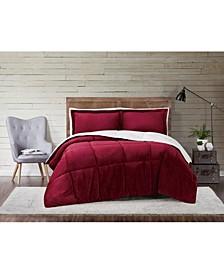 Cuddle Warmth Twin XL Comforter Set