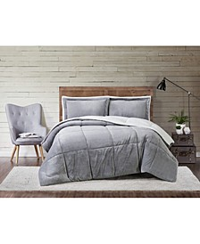 Cuddle Warmth Full/Queen Comforter Set
