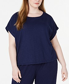 Plus Size Organic T-Shirt
