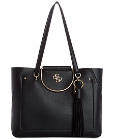 GUESS Kim Carryall Satchel
