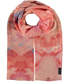 Watermark Oblong Scarf
