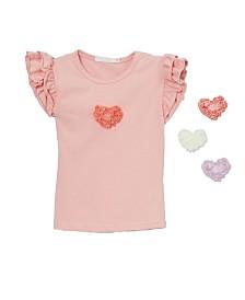 Interchangeable Heart Top