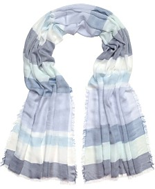 Fraas Summer Stripes Oblong Scarf