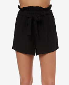 O'Neill Juniors' Cameron Belted Shorts