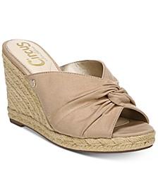 Bea Wedge Sandals