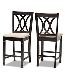 Reneau Pub Chair Set, Set of 2