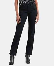 Levi's® 724 High-Rise Straight-Leg Jeans