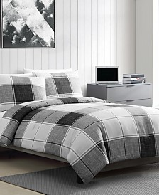 Brent 3-Pc. King Duvet Set