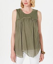 Handkerchief-Hem Top, Created for Macy's