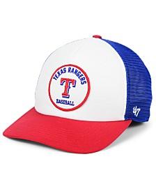 '47 Brand Texas Rangers Swell Trucker MVP Cap