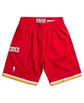 fafd0726831 Mitchell   Ness Big Boys Houston Rockets Swingman Shorts
