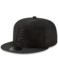 New Era Indiana Pacers Blackout Camo 9FIFTY Cap