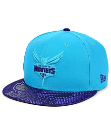 New Era Charlotte Hornets Pop Viz 9FIFTY Snapback Cap
