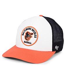'47 Brand Baltimore Orioles Swell Trucker MVP Cap