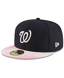 New Era Washington Nationals Mothers Day 59FIFTY Fitted Cap