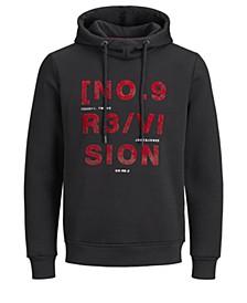 Men's Alphanumeric core hoodie