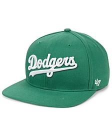 Los Angeles Dodgers Script Snapback Cap