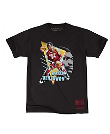 Mitchell & Ness Men's Houston Rockets Back to 90s T-Shirt
