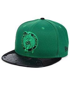 New Era Boston Celtics Pop Viz 9FIFTY Snapback Cap