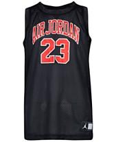 3ce7c2351d4 Jordan Big Boys Air Jordan-Print Tank Top