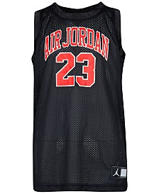 Jordan Big Boys Air Jordan-Print Tank Top