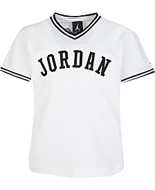 Jordan Big Boys Logo-Print T-Shirt