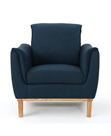 Gwyneth Club Chair, Quick Ship