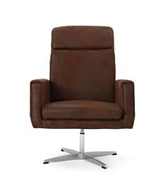 Horatia Swivel Chair, Quick Ship