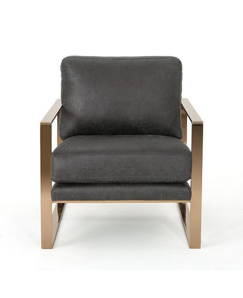 Noble House Cecelia Club Chair