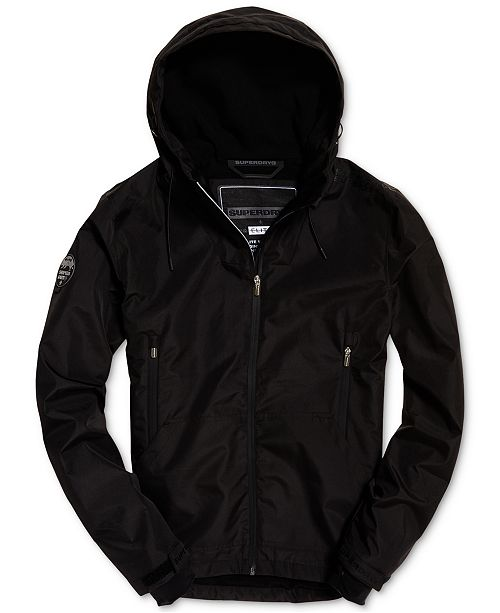 Superdry Men's Arctic Elite SD-Windcheater Jacket