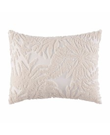 Tommy Bahama St. Armands Alabaster Boucle Breakfast Pillow