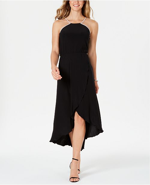 MSK High-Low Dress