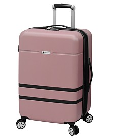 "London Fog Southbury II 25"" Spinner Suitcase, Created for Macy's"
