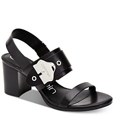 Calvin Klein Women's Carlita Dress Sandals