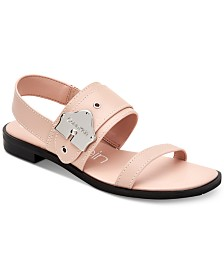 Calvin Klein Women's Telisha Flat Sandals