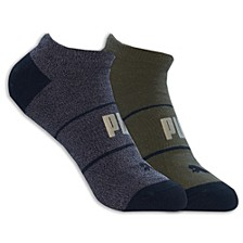 2-Pack Women's Non Terry Low-Cut Socks