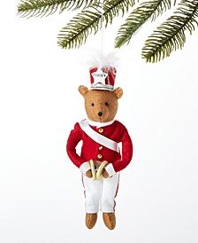 Macy's Bear Nutcracker Ornament, Created for Macy's