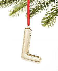 Holiday Lane Initials L Ornament, Created for Macy's