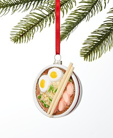 Holiday Lane Foodie Noodles Ornament, Created for Macy's