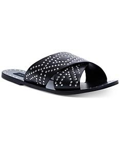 7600e41b29f Slide Women's Sandals and Flip Flops - Macy's