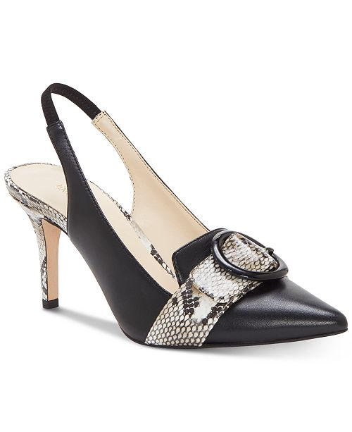 Enzo Angiolini Dalayza Slingback Dress Sandals