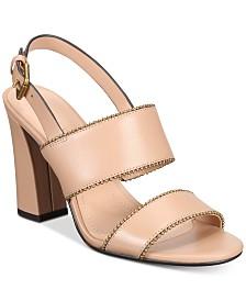 COACH Rylie Beadchain Dress Sandals