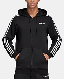 adidas Men's Essentials Fleece Zip Hoodie
