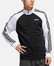 Men's 3-Stripe Colorblocked Track Jacket