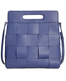 French Connection Tamar Cut Out Handle Tote