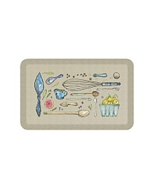 NewLife by GelPro Designer Comfort Decorator Collection Kitchen Floor Mat - 20x32